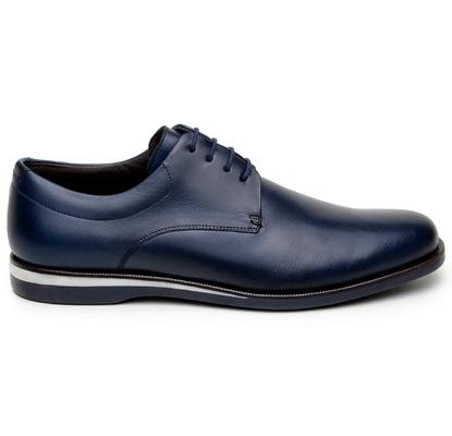 Sapato Casual Masculino Derby CNS 163091 Marinho - CNS
