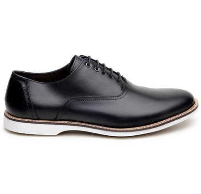 Sapato Casual Masculino Oxford CNS 301034 Preto - CNS