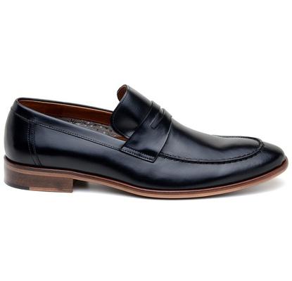 Sapato Casual Masculino Mocassim CNS Benelli 56 Pr... - CNS