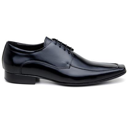 Sapato Social Masculino Derby CNS VET 129 Preto - CNS