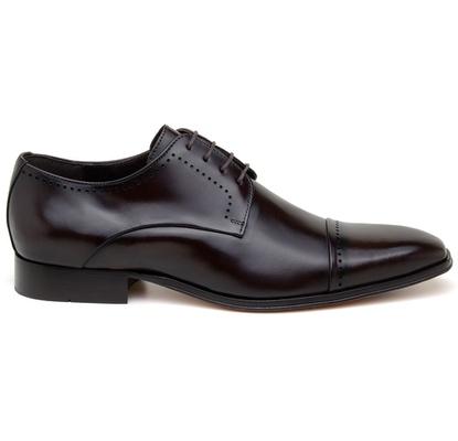 Sapato Social Masculino Derby CNS Robu 46 Café - CNS
