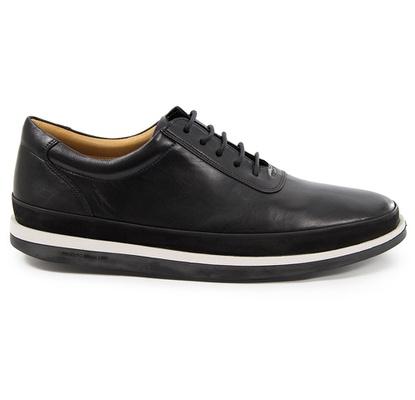 Sapato Casual Masculino Oxford CNS Padua 20 Preto - CNS