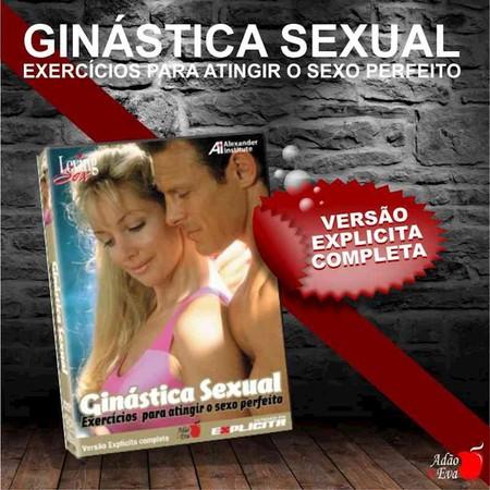 DVD Ginástica Sexual (LOV15 - ST282) - Padrão