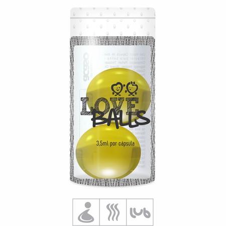 Bolinha Aromatizada Love Balls 2un ( ST103 ) - Ck Be