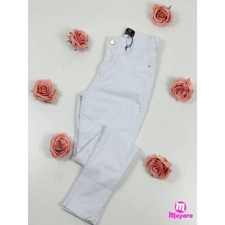 Calça Jeans Ozzup Branca
