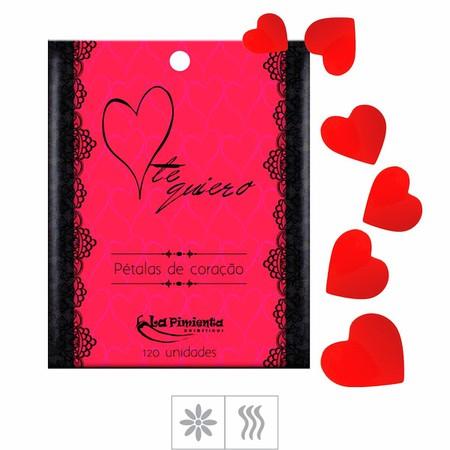 *Pétalas Te Quiero Coração Vermelho 120un (ST249) - Essência La Vié