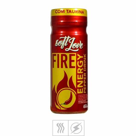 *Energético Energy Drink 60ml (ST561) - Fire