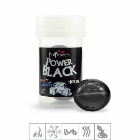 Bolinha Funcional Hot Flowers Com 2un (ST582) - Power Black