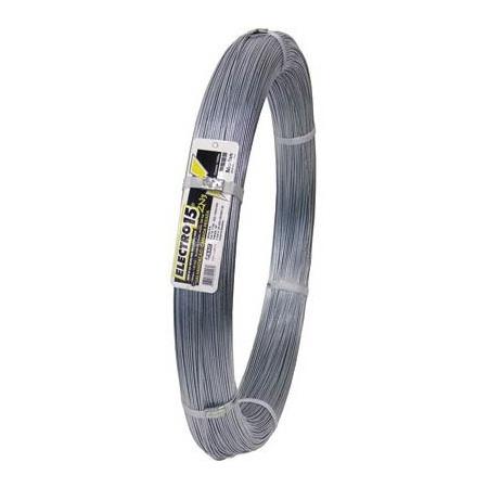 Arame electro 15 500m 448 - Morlan - AGROCAC