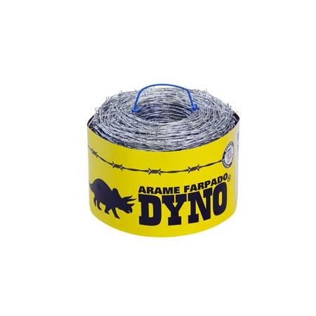 Arame farpado Dyno 250m - Morlan - AGROCAC