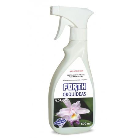 Fertilizante Forth Orquídeas Floração Pronto Uso 5... - AGROCAC