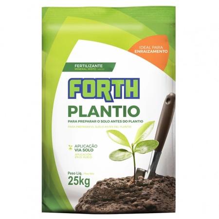Fertilizante Forth Plantio 25kg - AGROCAC