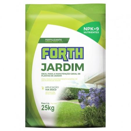 Fertilizante Forth Jardim 25kg - AGROCAC