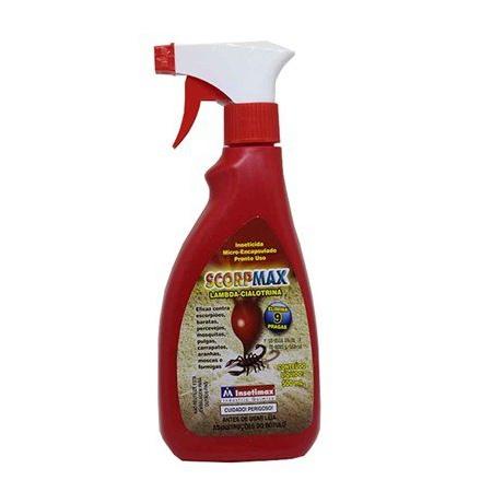 Scorpmax Spray 500ml - Insetimax - AGROCAC