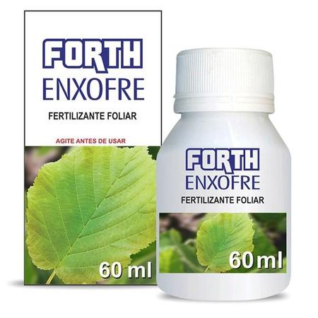 Fertilizante Forth Enxofre concentrado 60ml - AGROCAC