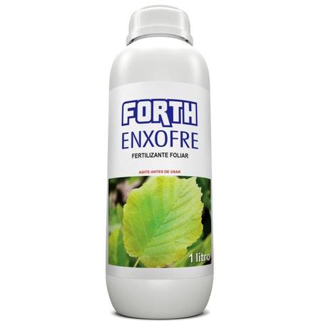 Fertilizante Forth Enxofre concentrado 1 litro - AGROCAC