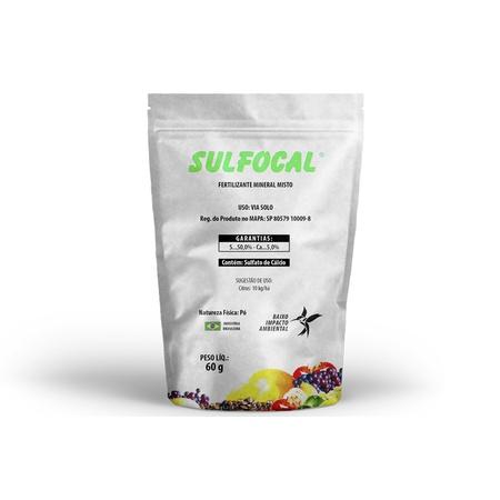 Calda Sulfocálcica Sulfocal Sachet 60g - Agrodama - AGROCAC