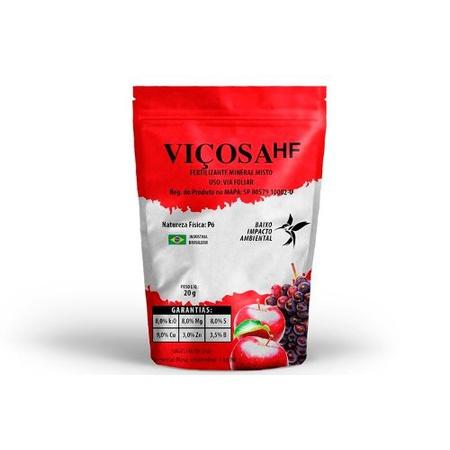 Fertilizante Viçosa HF Sachet 20g - Agrodama - AGROCAC