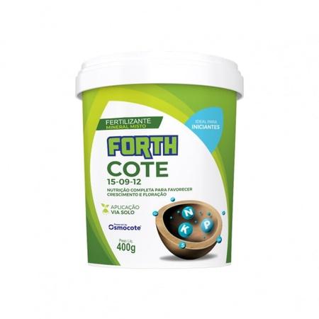 Fertilizante Cote Plus Forth 400g - AGROCAC