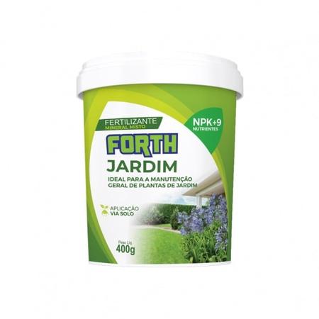 Fertilizante Forth Jardim 400g - AGROCAC