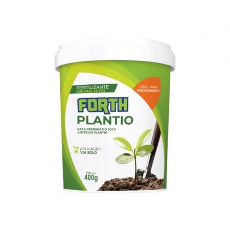 Fertilizante Forth Plantio 400g - AGROCAC