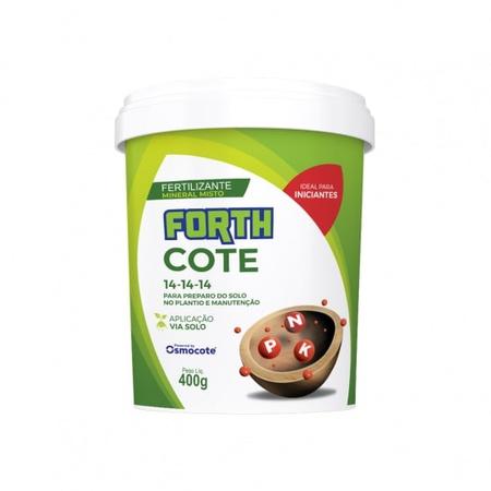 Fertilizante Forth Cote Classic 400g - AGROCAC