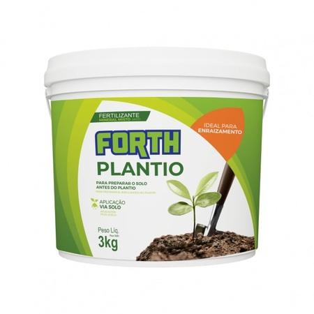 Fertilizante Forth Plantio 3KG - AGROCAC