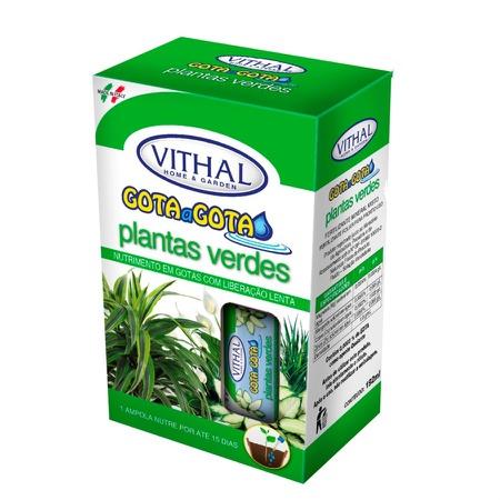 Fertilizante Gota a Gota para plantas verdes com 6... - AGROCAC
