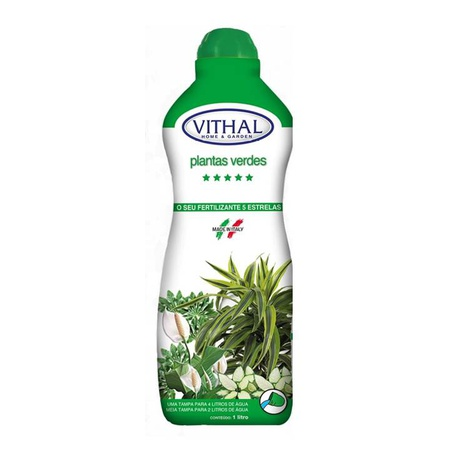 Fertilizante Plantas Verdes 1L - Vithal - AGROCAC