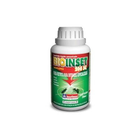 Bioinset 200 SC 250ML - Insetimax - AGROCAC