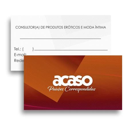 Cartão De Visita Com 50un Promocional (16996) - Padrão