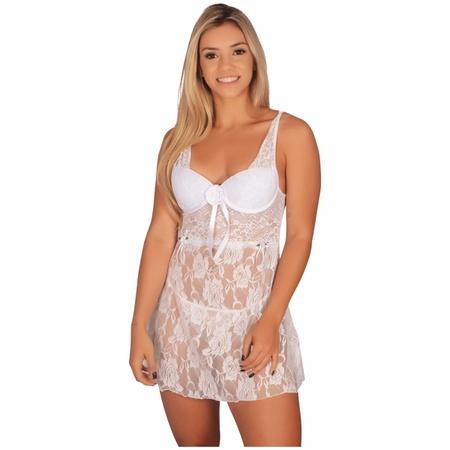 Camisola Anita (LK576) - Branco