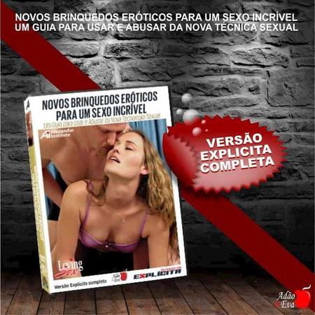 DVD Novos Brinquedos Eróticos Para Um Sexo Incrível (LOV22-ST282) - Padrão