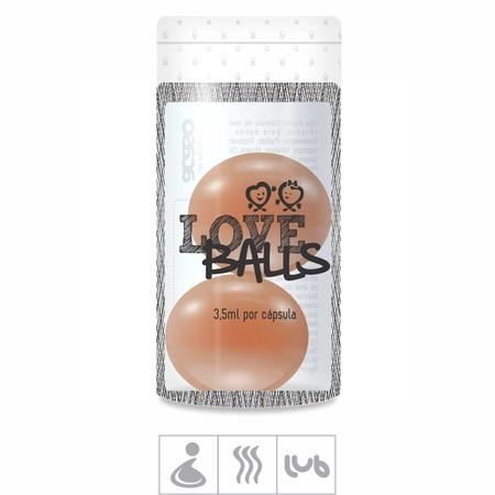 Bolinha Aromatizada Love Balls 2un (ST103) - Salmão