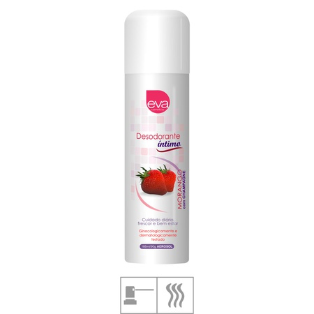 Desodorante Íntimo Eva 166ml (CO124-ST187 ) - Morango c/ Champagne