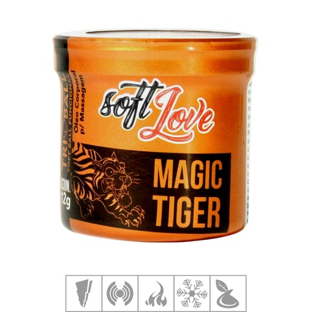 Bolinha Funcional Tri Ball 3un (ST376) - Magic Tiger