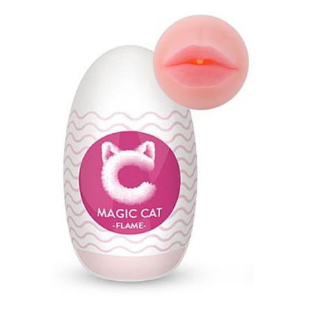 Masturbador MagicCat (6440 - ST623) - Flamer