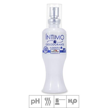 Desodorante Íntimo Hot Flowers 35ml (ST599) - Algodão