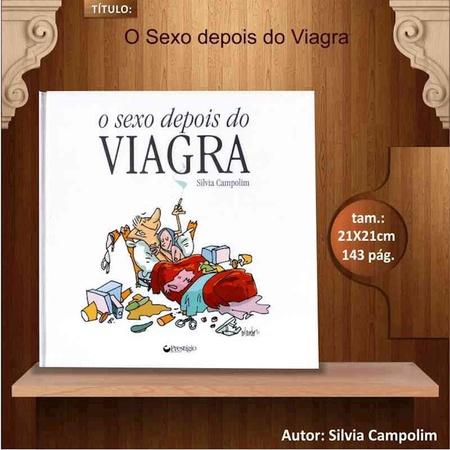 *Livro Prestigio O Sexo Depois Do Vi...(10481) - Padrão