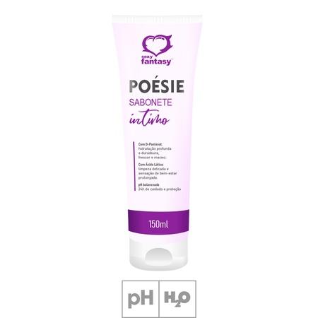 Sabonete Íntimo Poésie 150ml (SF3092) - Framboesa