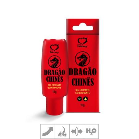 Excitante Unissex Dragão Chinês 15g (504420) - Padrão
