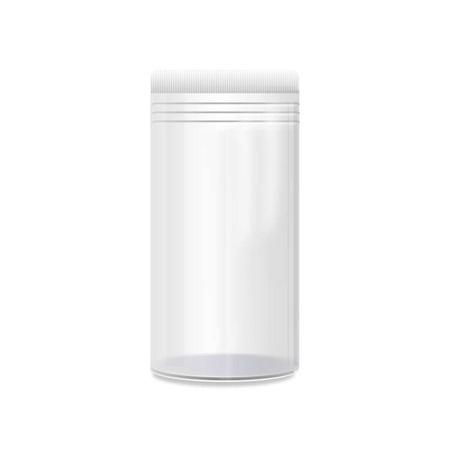 Embalagem de Pote Acrílico Para 2 Bolinhas (13560) - Padrão