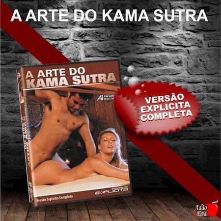 DVD A Arte Do Kama Sutra (LOV08-ST282) - Padrão