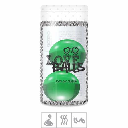 Bolinha Aromatizada Love Balls 2un ( ST103 ) - Ck One
