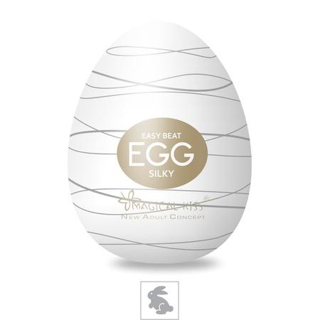 Masturbador Egg Magical Kiss (1013-ST457) - Silky