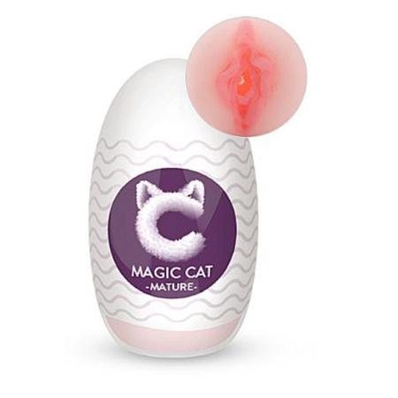 Masturbador MagicCat (6440 - ST623) - Mature