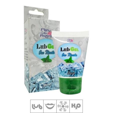 Lubrificante Beijável Lubgel 30ml (st653) - Ice Menta