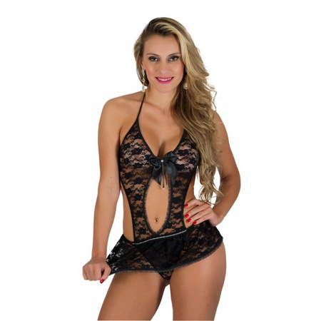 *Body Ravena (DM358) - Preto