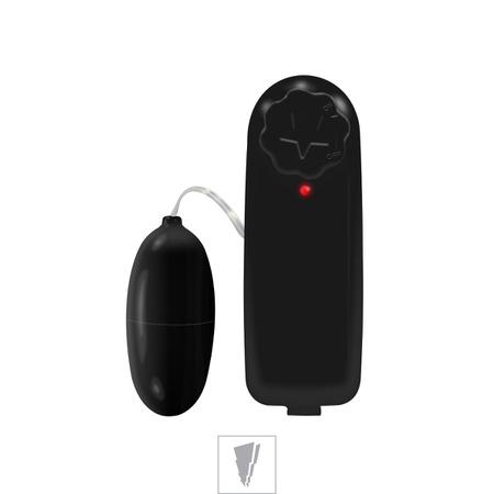 Ovo Vibratório Bullet Importado VP (OV001-ST243) - Preto