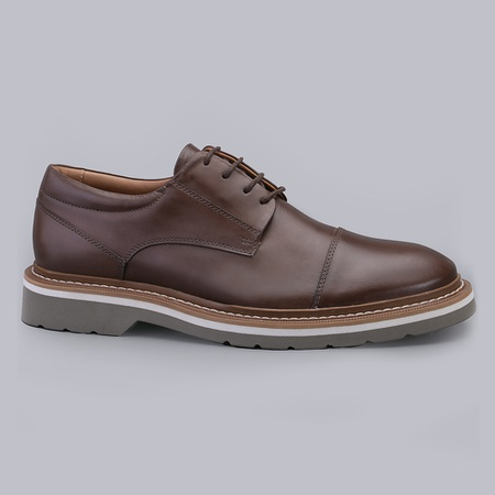 Sapato Casual Masculino Nevano Istambul - Moss - NEVANO
